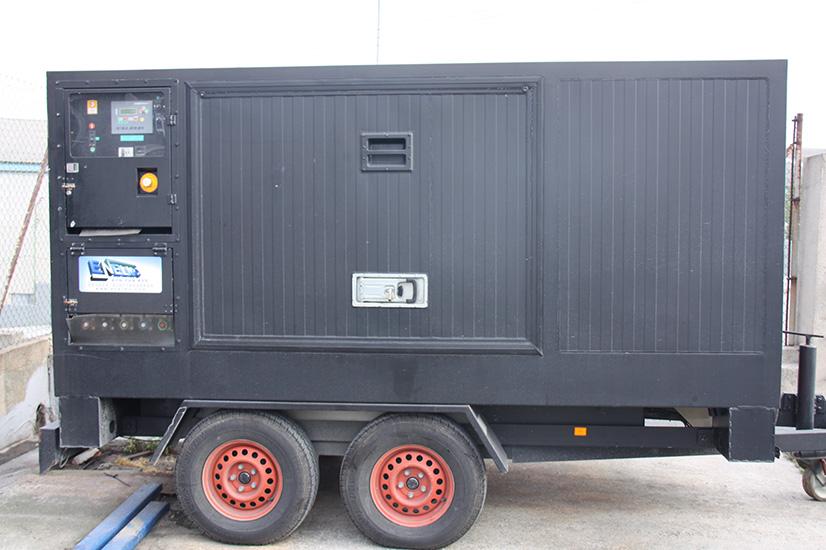 80 KW Modelo 2 52Dba